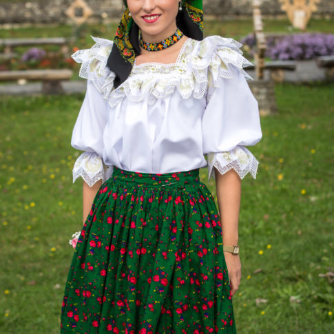 Girl from Maramures