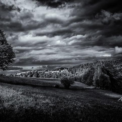 Carpathian Hills, Romania