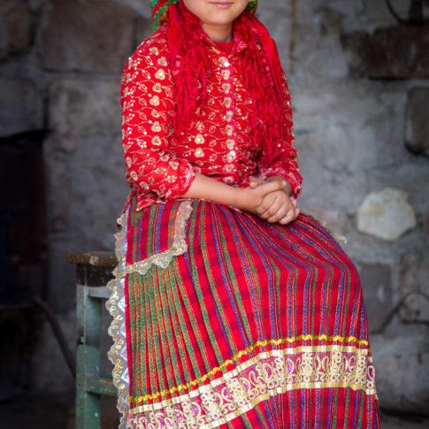 Uca, the Roma girl
