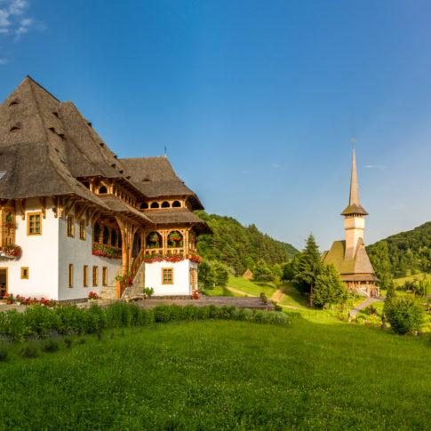 Barsana, Maramures, Romania