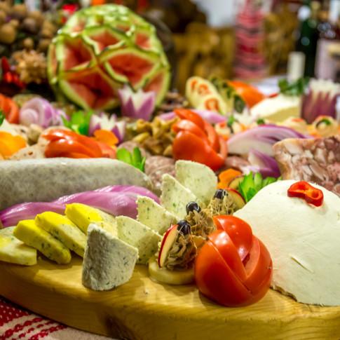 Traditional Romanian Starter