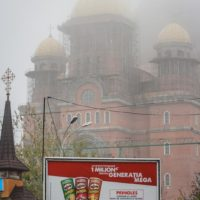 The Consecration of the Orthodox Cathedral from Bucharest